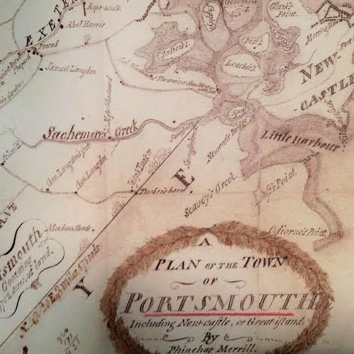 1805Portsmouth map