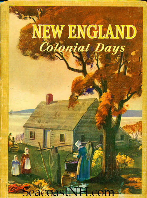 Colonial childrens book