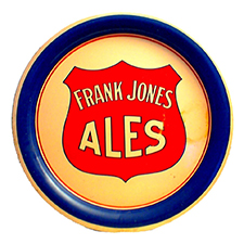 Frank Jones beer logo