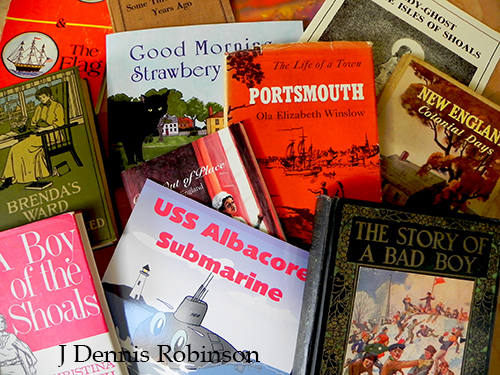 children Portsmouth books