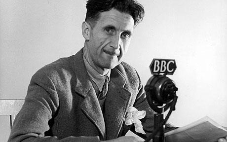 George-Orwell at the BBC