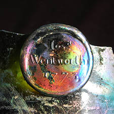 Wentworth glass 1773