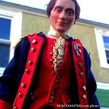 John Paul Jones doll