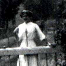 Woman by the tol gate /SeacoastNH.com