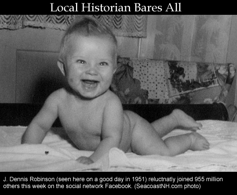 JD Robinson on a good day around 1951 in Southbridge, Mass