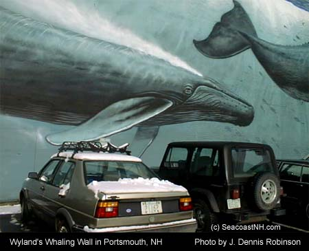 Wylands_Whaling_Wall by J. Dennis Robinson in Winter 1998