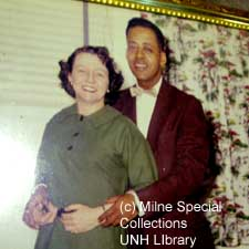 Betty and Barney / UNH Special Collections