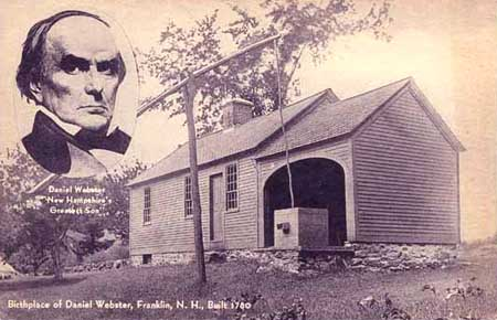 Daniel Webster Birthplace / SeacoastNH.com