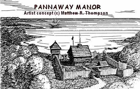 Pannaway Manor in Rye, NH 1623 (c) Matthew Thompson/ Peter Randall Publisher