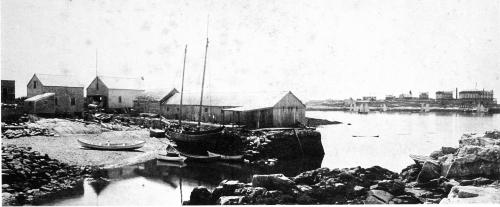 Haley COve, late 1800s