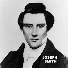 Mormon Founder Joseph Smith Jr Met Portsmouth, NH Skeptic Charlotee Haven in 1843.