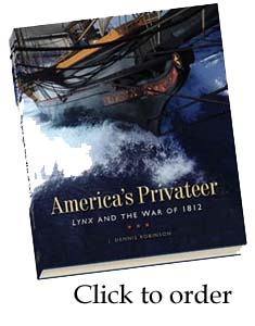 Order AMERICA'S PRIVATEER signed copy