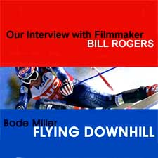 Bode Miller Flying Downhill Interview