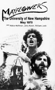 Mayflowers, UNH Student Protest film from 1970