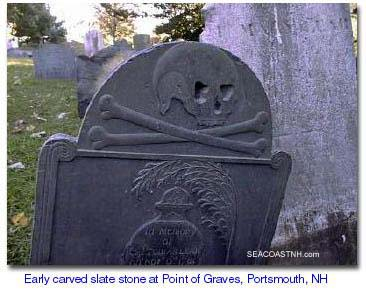 Point of graves in Portsmouth, NH (c) SeacoastNH.com