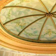 Wentworth hotel dome photo by Bill Roy